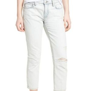 NWT {Current/Elliot} High Waisted Boyfriend Jeans